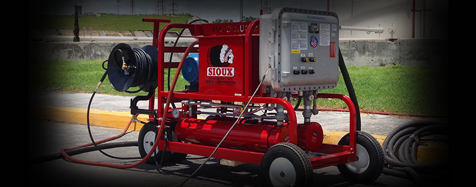 sioux corporation equipment master rig international